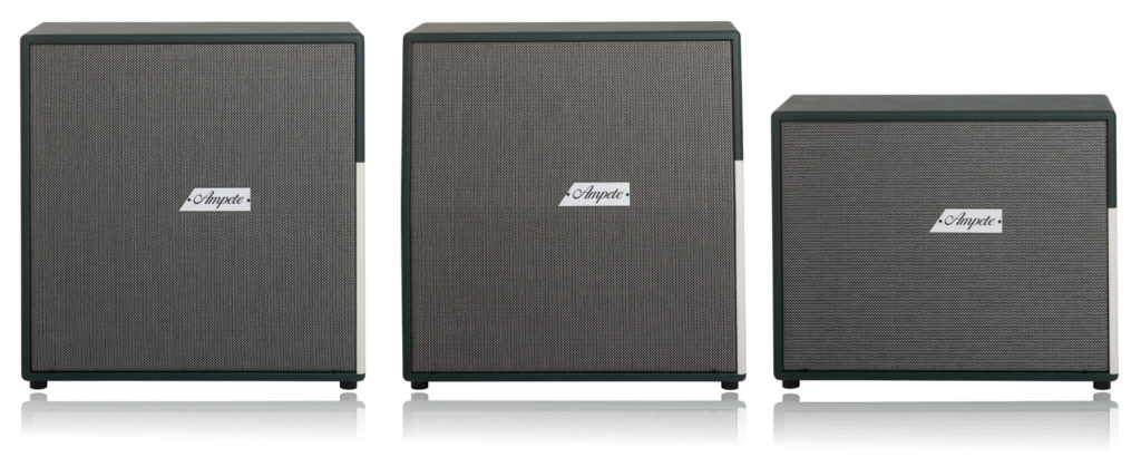 Ampete cabinets available now!